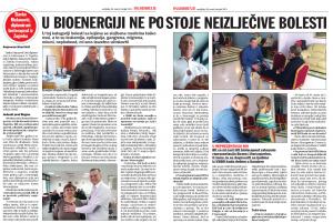 Slavko Matanović bioterapeut u Oslobođenju